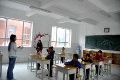 凤冈县特殊教育学校建成开学
