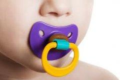 奶嘴对牙牙学语的影响